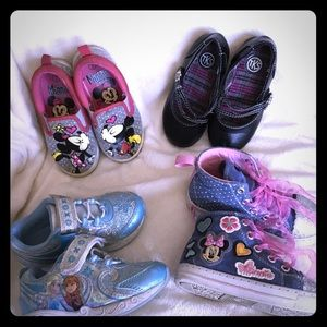 Girls Foot Wear Bundle